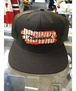NWOT Vintage Cleveland Browns New Era Mesh Trucker Snapback Hat Cap New ... - $59.39