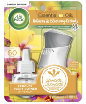 Air Wick Plug in Scented Oil Starter Kit, Hibiscus and Blooming Orchids - $6.95