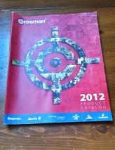 Crosman product catalog 2012 preowned - $2.96