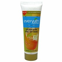Everyuth Natural Advanced Golden Glow Peel-Off Mask Instant Glow Skin 30... - $3.16