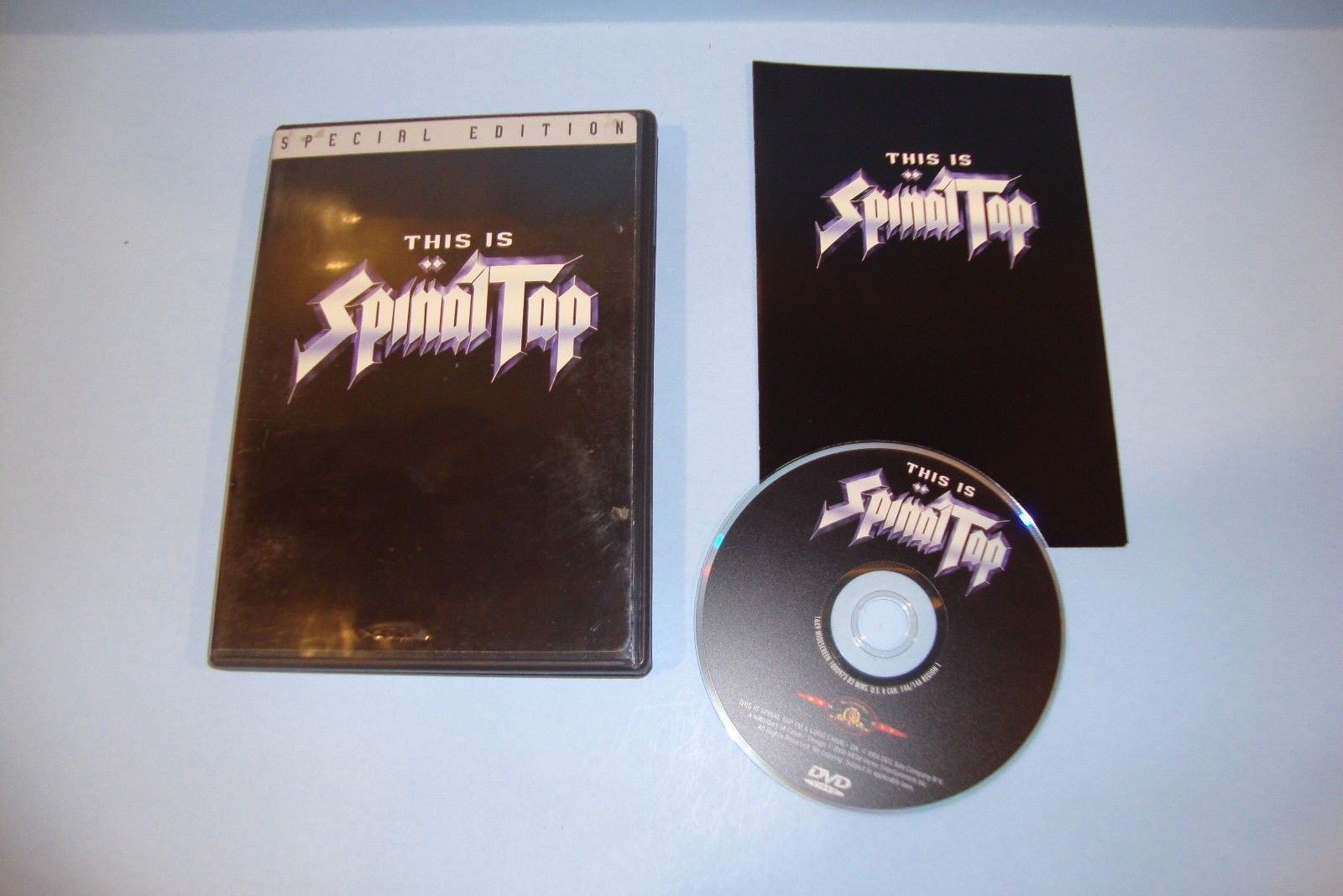 This Is Spinal Tap (DVD, 2000, Special Edition)