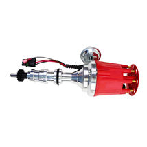 Ford Fe 330 352 360 390 406 410 427 428 Pro Series Ready to Run Distributor  Red image 5