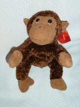 Russ Mongo Brown Gorilla Chimp Ape Monkey Stuffed Plush Doll Toy NEW - $79.19