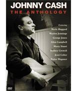 Johnny Cash - The Anthology (DVD, 2002)  - $2.50