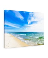 "Beach Canvas Giclée 24"" x 18"" Gallery Wrapped Canvas by BL Lawson - $69.99"