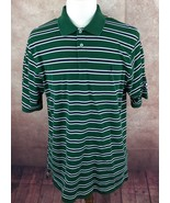 POLO Golf Ralph Lauren Victoria National Golf Club Green Navy Shirt Men's L - $21.57