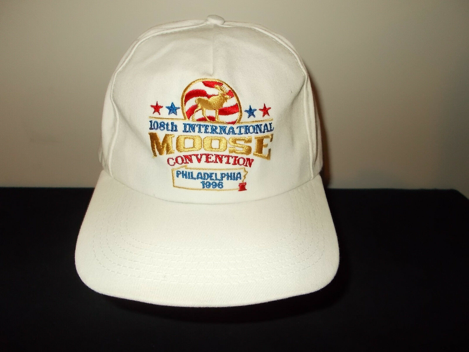 Primary image for Vtg-1996 Internazionale Alci Lodge Convention Philadelphia Cappello Sku14