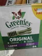 Greenies Large Dental Dog Treats - $44.00 CAD