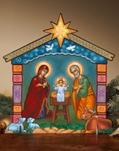 Holy Night Home Display - $69.95