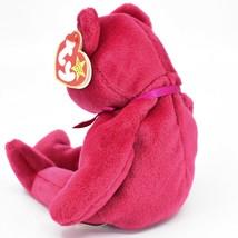 1998/1999 Ty Beanie Baby Original Valentina Valentines Bear Beanbag Plush Toy image 2