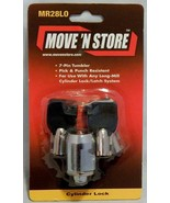 7 Pin Tumbler Cylinder Lock  and 3 Keys (For Use with Any Long Mill) - $11.88