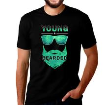 Beard Shirt Premium Beard Shirts for Men Funny Bearded Men TShirts Father's Day  - $14.99+