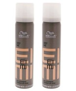 WELLA EIMI DRY ME Dry Shampoo 1.52oz (PACK of 2) Travel Size NEW! - $7.98