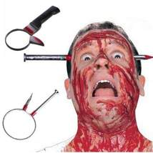 Bloody Prop And Nails Halloween Props - $6.72