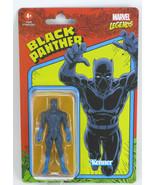 """Marvel Legends Black Panther 3.75"""" Kenner Hasbro Retro Action Figure 2021  - $21.76"""