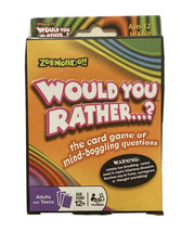 Zobmondo Would You Rather Card Game 2007 - $7.76