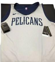 Nike NBA New Orleans Pelicans ZION Mello Team Training Tank AJ4739 NEW 2XL - $147.00