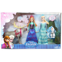 "Disney Frozen Friend Collection Doll Anna Elsa Olaf Sven Exclusive 12"" F... - $99.99"