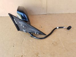 10-14 Audi A5 Hardtop Side View Door Wing Mirror Driver Left - LH  [12 wire] image 4