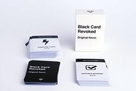 Black Card Revoked - Original Flavor - $17.87