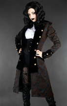 Brocade coat options - $119.99