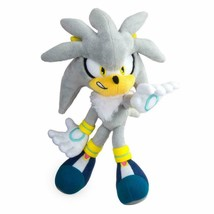 Sonic The Hedgehog 8-Inch Plush Silver Sonic - $19.79