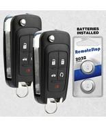 2 For 2010 2011 2012 2013 2014 2015 2016 GMC Terrain Car Remote Flip Key Fob - $16.71