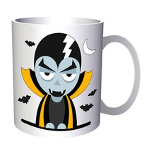 Scary Halloween Pumpkin 11oz Mug q163 - $10.83