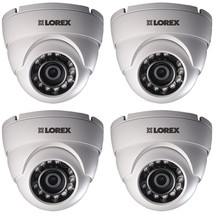 Lorex Lev1522b Super Hd Dome Security Cameras For Lorex Hd Dvr, 4pk LORL... - $231.37