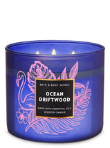 th & Body Works Ocean Driftwood 3-Wick Candle - $26.77