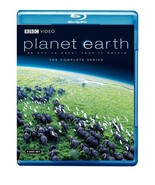Planet Earth - The Complete Collection (Blu-ray Disc, 2007, 4-Disc Set) - $9.95