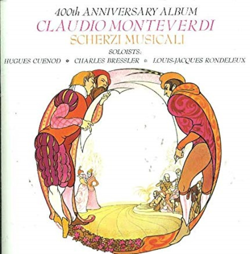 Claudio Monteverdi - 400th Anniversary Album Cd