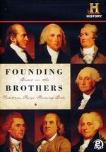 Founding Brothers [2 Discs] DVD New History Channel - $15.88