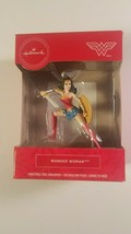 Hallmark ornament wonder woman d c comics christmas tree decor new in box - $20.95
