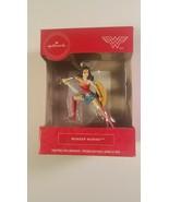Hallmark ornament wonder woman d c comics christmas tree decor new in box - $20.95