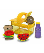 Baby's First Picnic Basket Fill & Spill by Melissa & Doug - $25.00