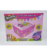 Shopkins Glittery Glam Jewelry Box - New - $25.64