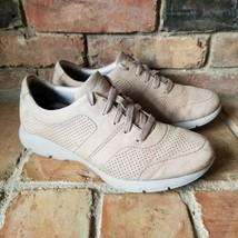 DANSKO Elise Suede Leather Lace-Up Comfort Walking Shoes-Size  8.5 US/39 EU - $27.67
