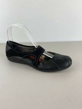 Merrell Womens Shoes 7.5 Flat Ballet Black Leather - $98.99