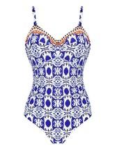 Fantasie Aveiro FS6245 WP Underwired Padded Bandeau Swimsuit - $49.44