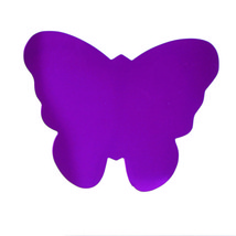 Butterfly Cutouts Plastic Shapes Confetti Die Cut Free Shipping - $6.99