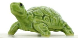 Hagen Renaker Miniature Turtle Coin Ceramic Figurine