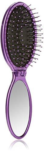 Wet Brush Mini Pop and Go Detangler, Purple