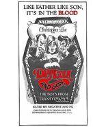 Dracula and Son - 1976 - Movie Poster Magnet - $11.99