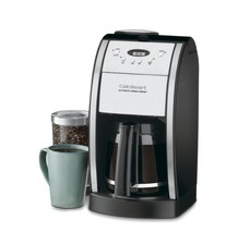 Cuisinart DGB-550BKP1 Grind & Brew Automatic Coffeemaker, 12 Cup, Black  - $184.10+