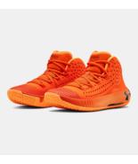 Under Armour Men's UA HOVR Havoc 2 Basketball Shoes 3022050-800 Orange NWB - $96.87