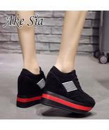 Summer Platform Shoes - $50.00
