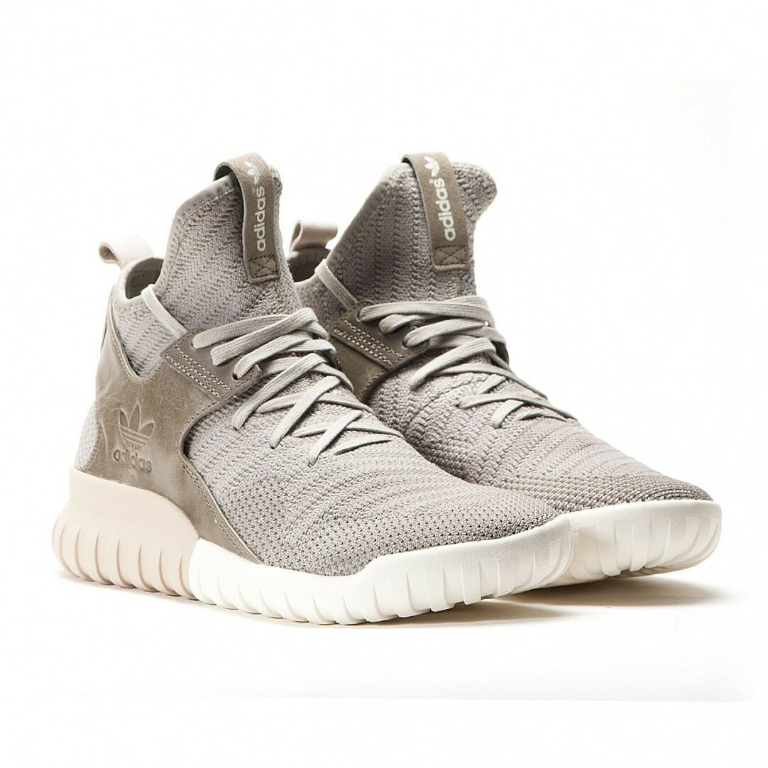 Primary image for Adidas Tubular X Knit Sesame Clay S81673 Consortium Doom Yeezy Boost Sz 8 NEW