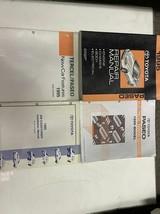 1995 Toyota Paseo Servizio Negozio Riparazione Manuale Set W Ewd AC Nero... - $118.82