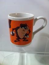 Tasmanian Devil Coffee MUG--TAZ--WARNER BROS--LOONEY TUNES--SHIPS FREE--2001 - $15.25